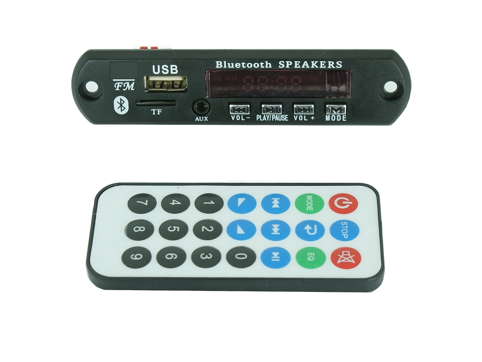 Bluetooth scheda di decodifica WAV WMA lettore USB/U disk TF card reader