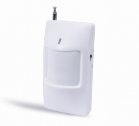 SENSORE MOVIMENTO MOTION DETECT PER ANTIFURTO WIRELESS 433 MHZ