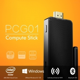 COMPUTER PC STICK MeLE PCG01 WINDOWS 8.1 PC Quad Core Intel Z3735F 2G