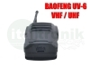 RICETRASMITTENTE DUAL BAND BAOFENG UV-6 PROFESSIONALE VHF UHF FM 136-174 400-470