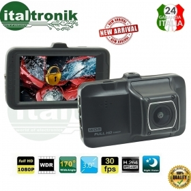 TELECAMERA AUTO FULL HD DVR 10