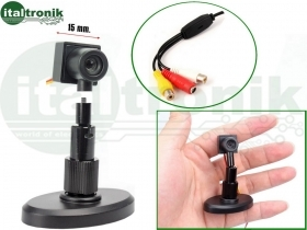CCTV MICROCAMERA OCCULTABILE A