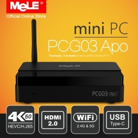 MINI PC MELE PCG03 APO 4 GB CON LICENZA WINDOWS 10