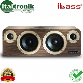 CASSA SPEAKER BLUETOOTH IBASS WIREL