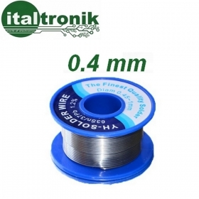 STAGNO Diametro 0.4 mm 50 gr 6